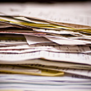 Spring Cleaning with a Home Inventory: Five Ways to Eliminate Paper Clutter